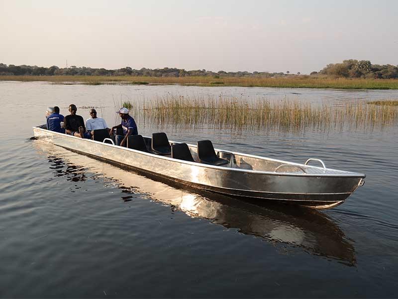Aliboats | Purpose Built Aluminium Boats - Botswana, Zambia